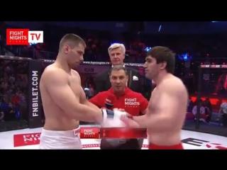 FIGHT NIGHTS GLOBAL 67 Артур Астахов vs. Курбан Омаров / Artur Astakhov vs. Kurban Omarov