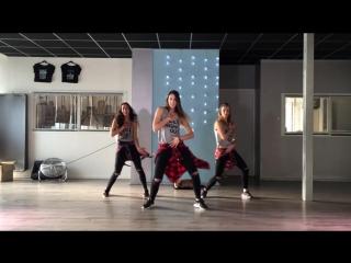 Chantaje - Shakira ft Maluma - Easy Fitness Dance Choreography - Saskias Dansschool