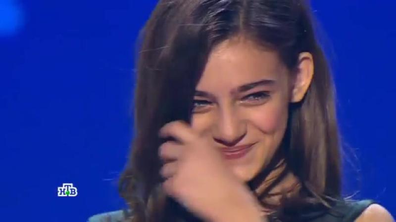 «Шоу-бизнес может паковать чемоданы»- хрупкая Лера из Абхазии восхитила жюри силой голоса и красотой