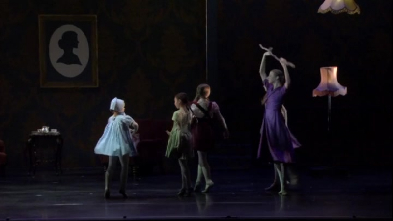 Nanny McPhee 2014- Act 2 The London Childrens Ballet