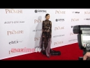 Angela Sarafyan The Promise Premiere Red Carpet