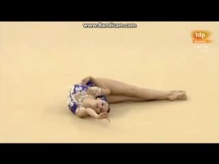 Алина Горносько(МЯЧ)(Многоборье)(КМ Гвадалахара 2017)
