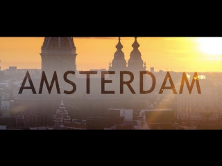 Travel Amsterdam in a Minute - Aerial Drone Video - Expedia
