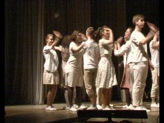 В Дивногорске прошел спектакль молодых МХАТовцев