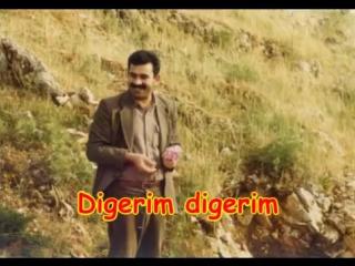 Hozan Axin Azadiyê Digerim - Ez Öcalanim