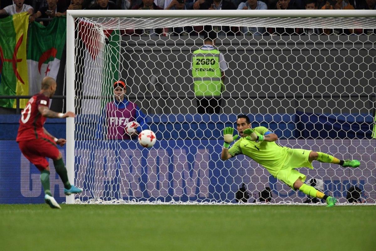 чили-португалия матч 2017 результат среди