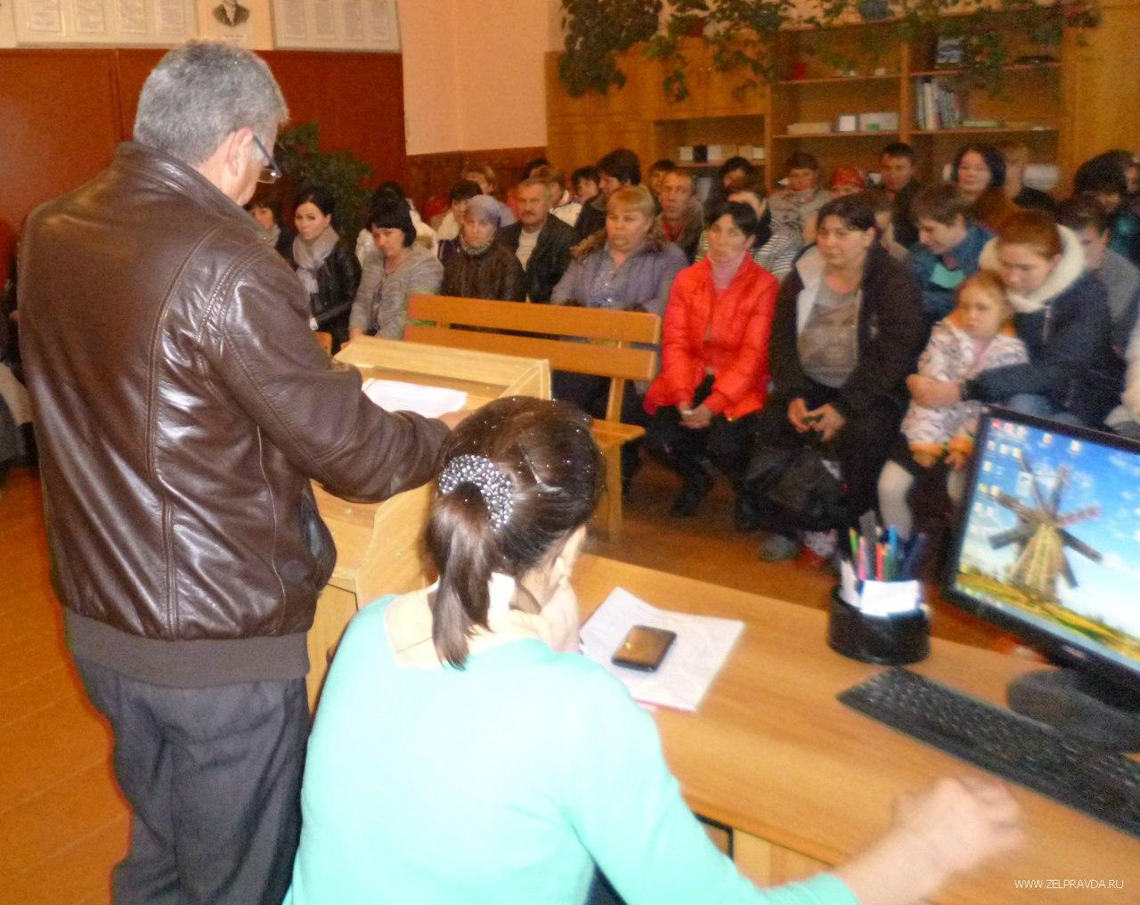 Родителям школьников в Зеленчукском районе рассказали о вреде наркотиков и об опасности международного терроризма