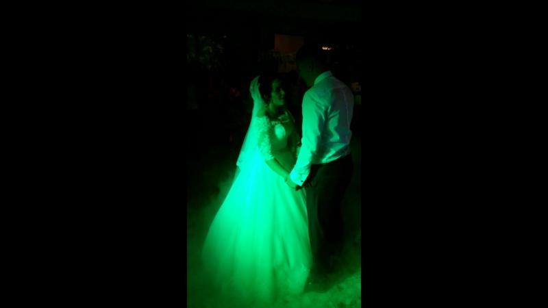 перший весільний танець Іринки і Богдана