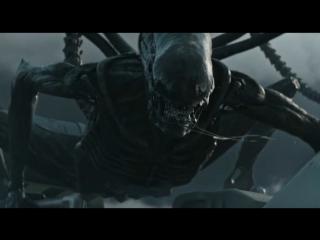 Чужой: Завет / Alien: Covenant (2017) – Пролог «Связующее звено»