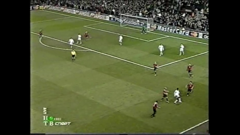182 CL 2004 2005 Manchester United AC Milan 0 1 23 02 2005 2H
