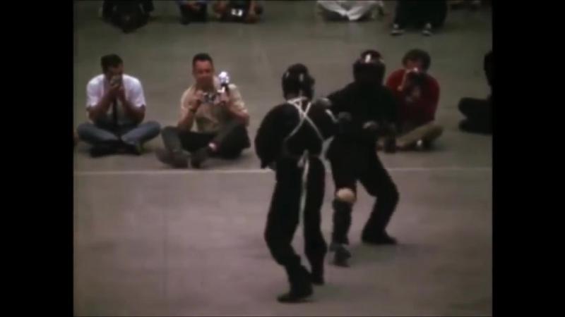 Брюс Ли, второй реальный бой, анализ ВИН ЧУН в ММА.