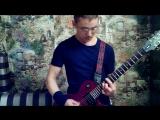 Ravshan Tashpulatov - Paranoid solo (Black Sabbath cover)