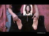 2TickleAbuse - Nady's Foot Tickle - Tickling-Videos.com