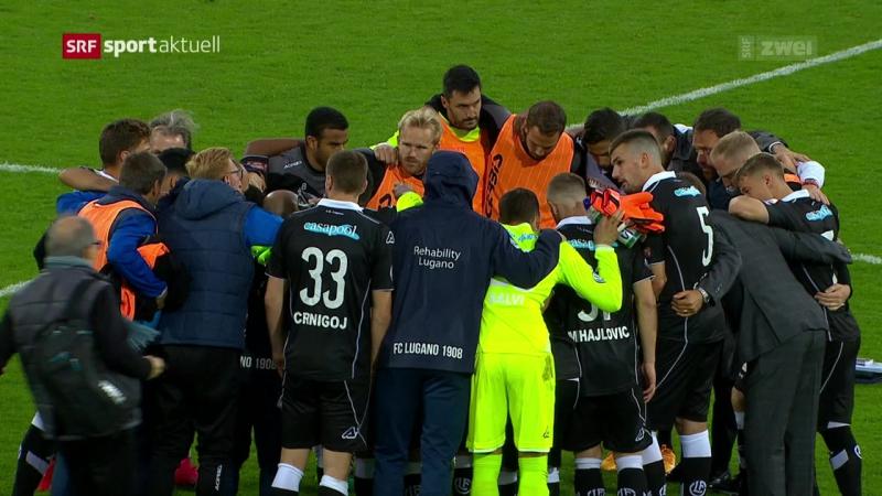 Чемпионат Швейцарии 2016 17 Raiffeisen Super League 32 й тур Обзор матчей