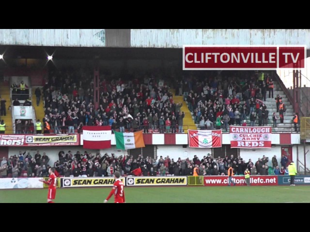 Cliftonville 3-0 Linfield
