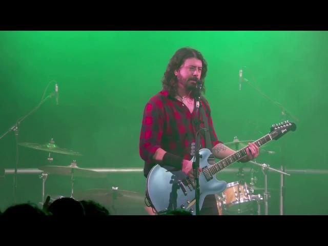 Foo Fighters - Wattershed [Fan Request]