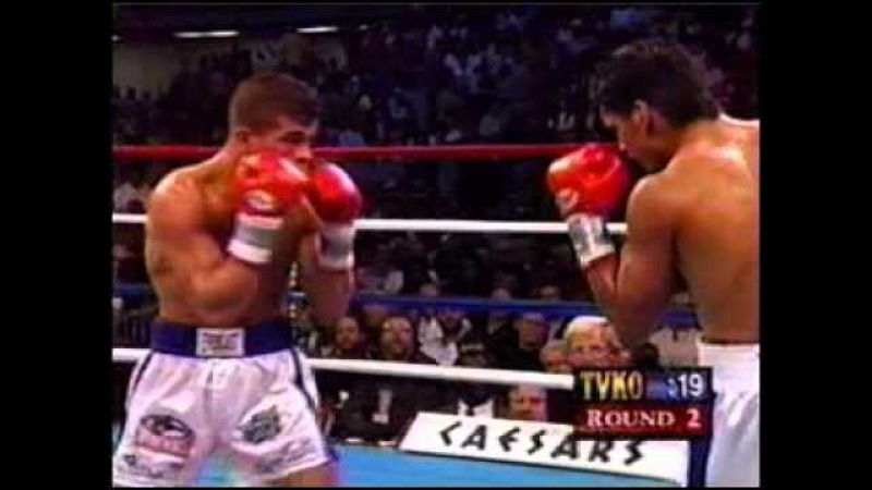 1997 Arturo Gatti vs Rafael Ruelas FIGHT OF THE YEAR