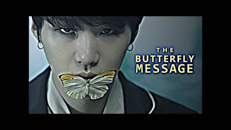 「 the butterfly message 」