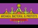 Old Odd: Archaea, Bacteria Protists - CrashCourse Biology 35