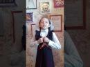 Конкурс чтецов к 9 мая ПИСЬМО ПАПЕ НА ФРОНТ читает Маркина Татьяна 8 лет