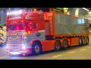 MEGA RC MODEL TRUCK ACTION Vol. 5 *SCANIA*MAN*MB ACTROS / Fair Erfurt Germany 2017