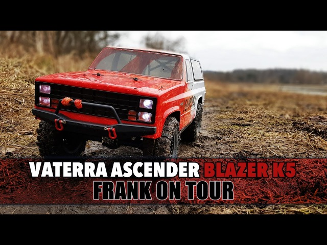 Vaterra Ascender Blazer K5 - Frank on tour