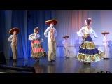 Заслуженный коллектив ансамбль народного танца