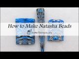 Утилизация остатков. Natasha beads. Polymer Clay Natasha Bead Tutorial