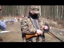 Ружье МР-18мм. Обзор и стрельбы на 50 метров.