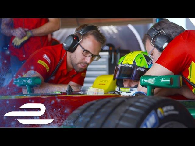 From Road Cars To Racing: DHL eChampions Award - Jens Häberle, ABT Schaeffler Audi Sport