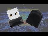 Самая маленькая USB флешка, тест скорости.
