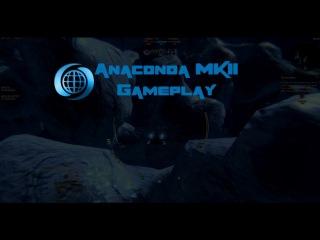 Star Conflict: Anaconda MkII Gameplay