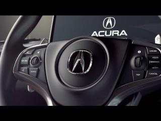 Acura – Precision Concept –  Cockpit