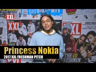 Princess Nokia's Pitch for 2017 XXL Freshman