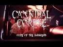 Cannibal Corpse Code of the Slashers (OFFICIAL VIDEO)