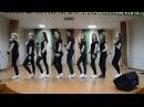 танец девочек 9 на 23 февраля 2017