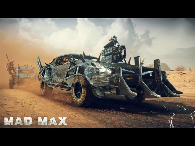 [🔴LIVE] Mad Max - КРЕПОСТЬ КРАСНОГЛАЗКИ - СТРИМ 5