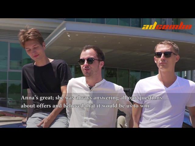 AdCombo Ferrari Adchallenge | Winners