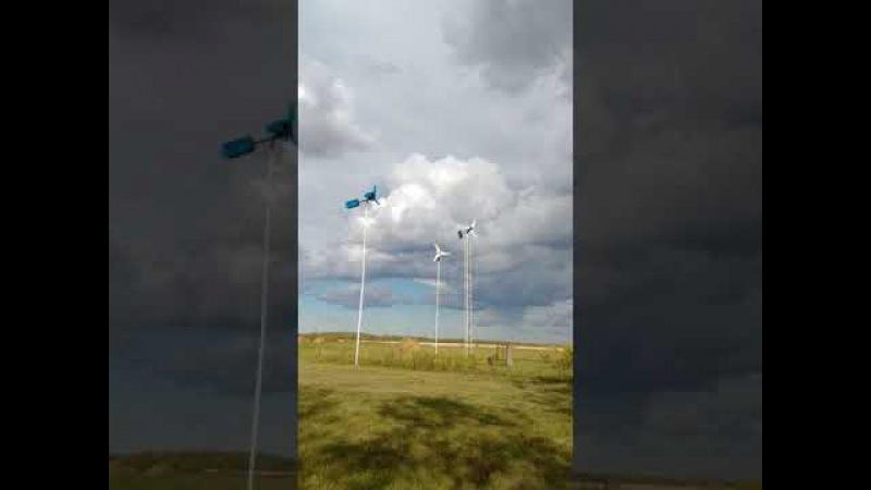 Home made wind turbine