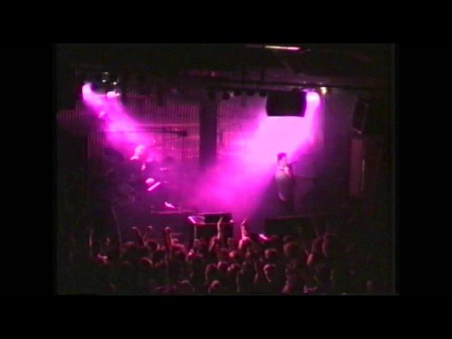 1992-01-31 Die Krupps - Germaniac Kolingsborg Stockholm Live