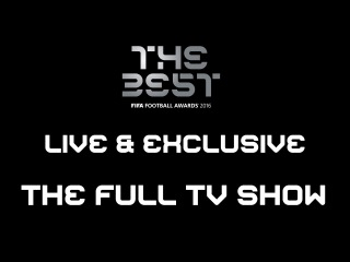 Watch LIVE - The Best FIFA Football Awards™ - TV Show