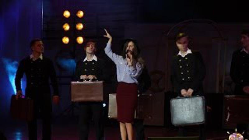 Сиротова Александра (УлГПУ) - Ульяновская студенческая осень - 2016