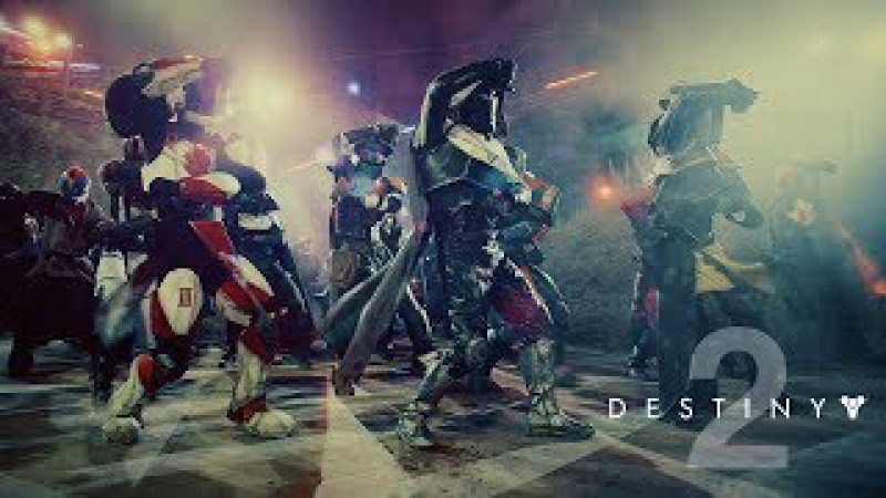 "『Destiny 2』 Live Action Dance Trailer ""Freestyle Playground"""