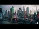 Закадровое видео о технологиях в фильме Призрак в доспехах