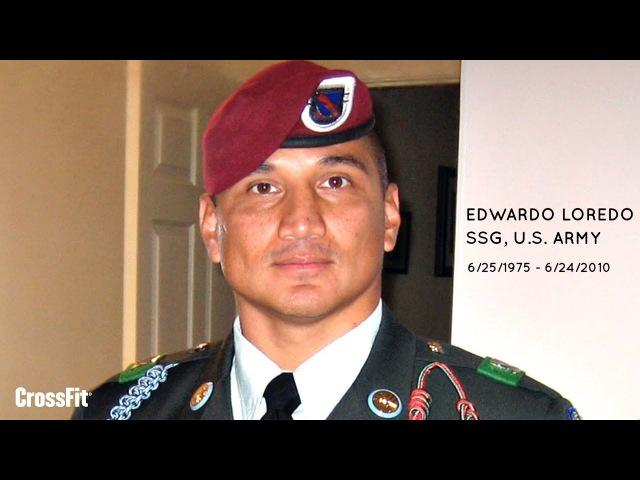 Loredo: Honoring a Fallen Soldier