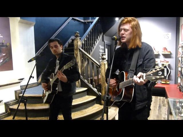 Nightdriving - The Amazons Live @ Dr Martens Chester 28/05/17 » Freewka.com - Смотреть онлайн в хорощем качестве