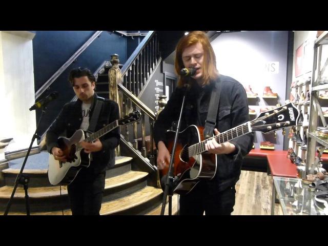 Stay With Me - The Amazons Live @ Dr Martens Chester 28/05/17 » Freewka.com - Смотреть онлайн в хорощем качестве