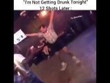 Vine Im not getting drunk tonight
