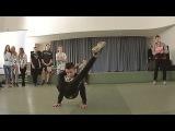 ROXY  BREAK-DANCE выступление на ярмарке профессий