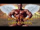 Rich Piana RIP (1971-2017) - LEGENDS NEVER DIE - Tribute Video
